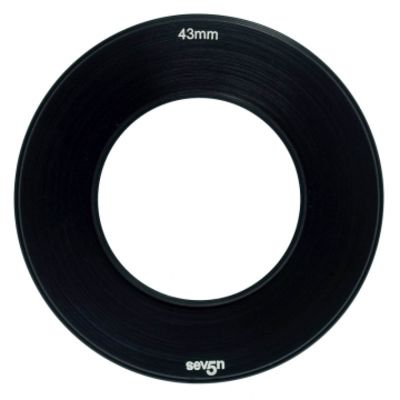 Für weitere Info hier klicken. Artikel: LEE Filters Adapter-Ring für Seven5-Filterhalter E 43 mm