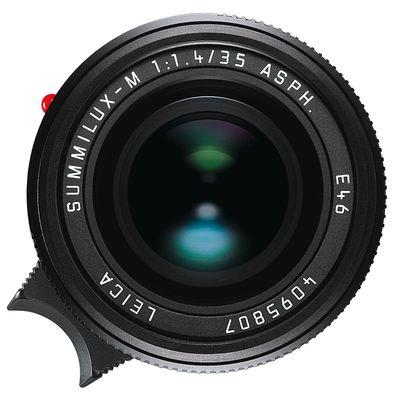 Für weitere Info hier klicken. Artikel: Leica 35mm f/1,4 Summilux-M Asph. schwarz Leica M