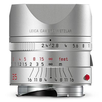 Für weitere Info hier klicken. Artikel: Leica 35mm f/2,4 Summarit-M Asph. silber Leica M
