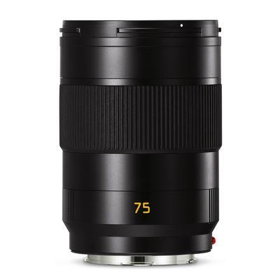 Für weitere Info hier klicken. Artikel: Leica APO-SUMMICRON-SL 75mm f/2 ASPH schwarz-eloxiert Leica SL