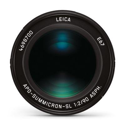Für weitere Info hier klicken. Artikel: Leica APO-SUMMICRON-SL 90mm f/2 ASPH schwarz-eloxiert L-Mount