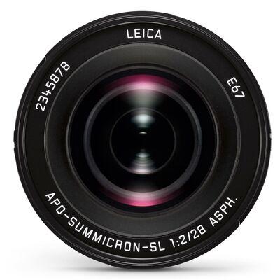 Für weitere Info hier klicken. Artikel: Leica Apo-Summicron-SL 28mm f/2 asph L-Mount