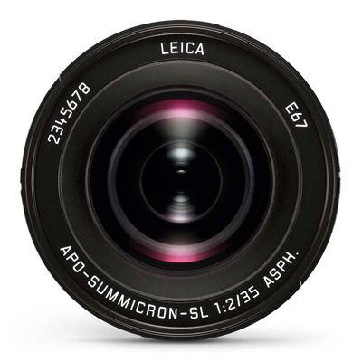 Für weitere Info hier klicken. Artikel: Leica APO-Summicron SL 35mm f/ 2,0 ASPH. L-Mount