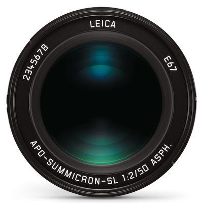 Für weitere Info hier klicken. Artikel: Leica Apo-Summicron-SL 50mm f/2 asph Leica SL