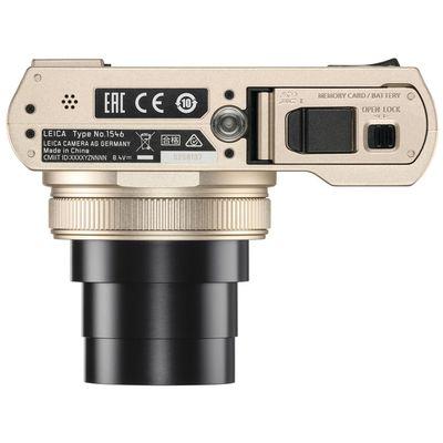 Für weitere Info hier klicken. Artikel: Leica C-LUX light-gold