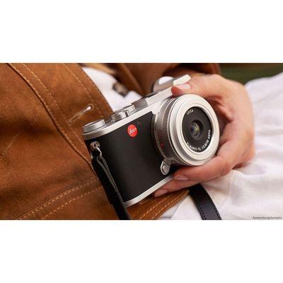 Für weitere Info hier klicken. Artikel: Leica CL silber eloxiert