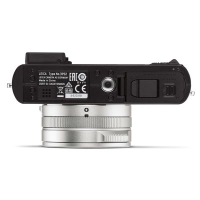 Für weitere Info hier klicken. Artikel: Leica D-Lux 7 silber eloxiert