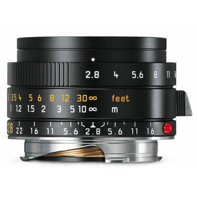 Für weitere Info hier klicken. Artikel: Leica Elmarit-M 28mm f/2.8 ASPH. Leica M