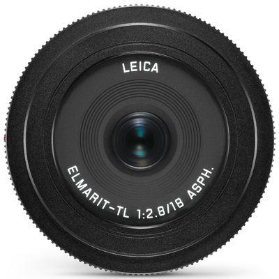 Für weitere Info hier klicken. Artikel: Leica Elmarit TL 18mm f/2,8 ASPH Leica TL schwarz