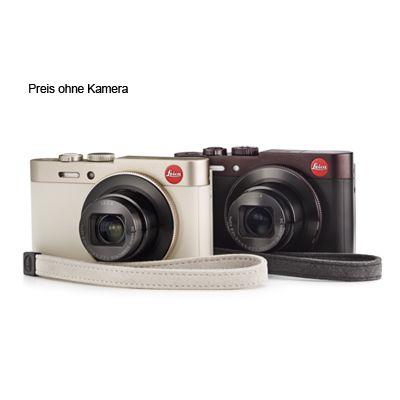 Für weitere Info hier klicken. Artikel: Leica Handschlaufe C gold