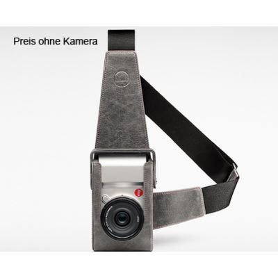 Für weitere Info hier klicken. Artikel: Leica Holster T Leder grau