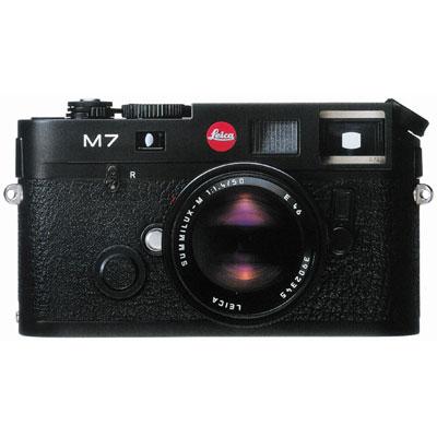 Für weitere Info hier klicken. Artikel: Leica M 7 TTL 0,72 Gehäuse schwarz