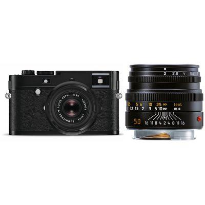 Für weitere Info hier klicken. Artikel: Leica M, (Typ 246) + Summicron-M 50mm f/2 schwarz Leica M
