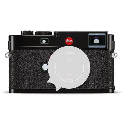 Für weitere Info hier klicken. Artikel: Leica M (Typ 262) schwarz eloxiert