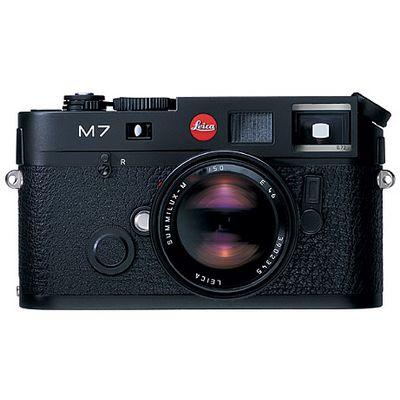 Für weitere Info hier klicken. Artikel: Leica M7 + 2,0/50 Summicron-M schwarz