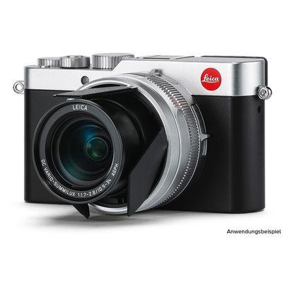 Für weitere Info hier klicken. Artikel: Leica Objektivdeckel für D-Lux 7 Schwarz/Silber