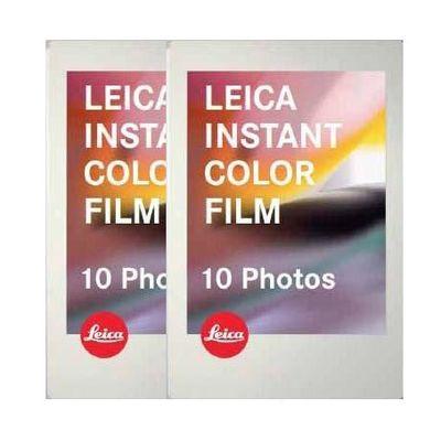 Für weitere Info hier klicken. Artikel: Leica SOFORT Farbfilm Doppelpaket