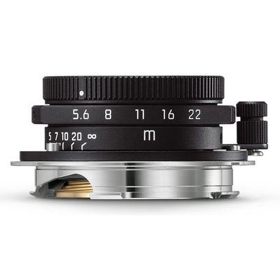 Für weitere Info hier klicken. Artikel: Leica Summaron-M 28mm f/5,6 Leica M mattschwarz lackiert