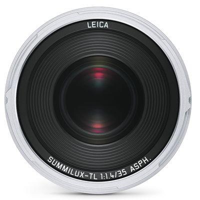 Für weitere Info hier klicken. Artikel: Leica Summilux TL 35mm f/1,4 Asph. silber Leica TL