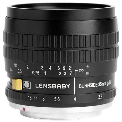 Für weitere Info hier klicken. Artikel: Lensbaby Burnside 35 Fujifilm X