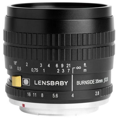 Für weitere Info hier klicken. Artikel: Lensbaby Burnside 35 Pentax K