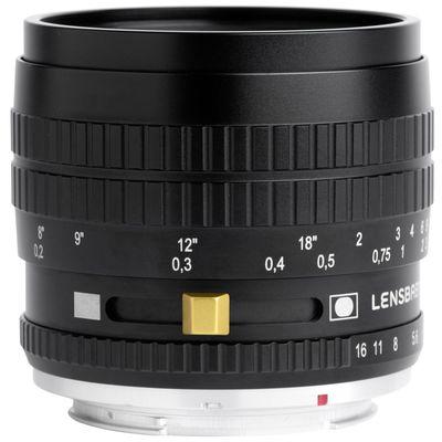 Für weitere Info hier klicken. Artikel: Lensbaby Burnside 35 Samsung NX