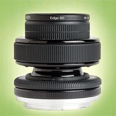 Für weitere Info hier klicken. Artikel: Lensbaby Composer Pro + Edge 80 Optik Canon EF