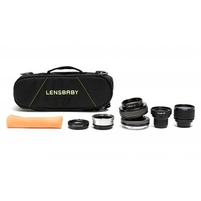 Für weitere Info hier klicken. Artikel: Lensbaby Composer Pro II System Kit Canon EF