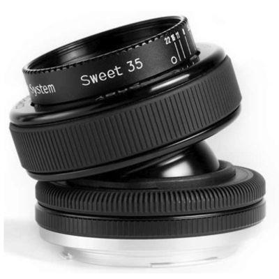 Für weitere Info hier klicken. Artikel: Lensbaby Composer Pro Sweet 35 Nikon FX
