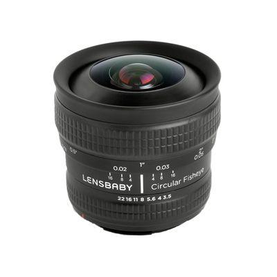 Für weitere Info hier klicken. Artikel: Lensbaby Fisheye Circular schwarz Micro Four Thirds