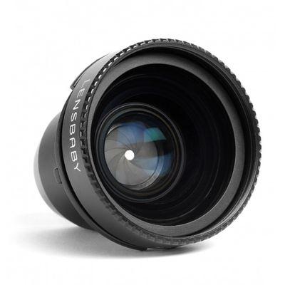 Für weitere Info hier klicken. Artikel: Lensbaby Sweet 35 Optik