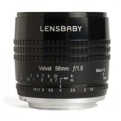 Für weitere Info hier klicken. Artikel: Lensbaby Velvet 56 Canon EF