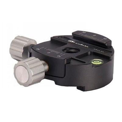 Für weitere Info hier klicken. Artikel: Leofoto Dual dical clamp 55 mm