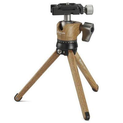 Für weitere Info hier klicken. Artikel: Leofoto Pocket Mini Tripod MT-01 + Ballhead LH-25 Holz