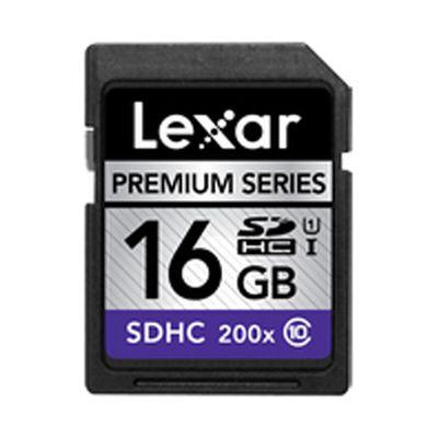Für weitere Info hier klicken. Artikel: Lexar Premium II SDHC/SDXC 300x 16 GB
