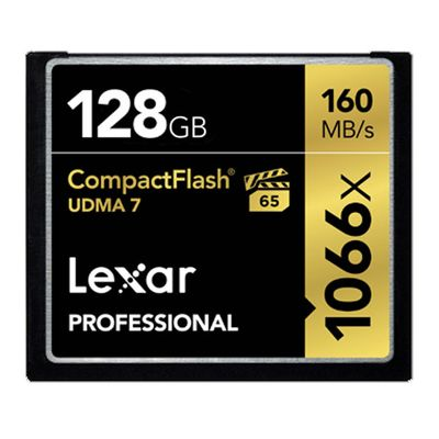 Für weitere Info hier klicken. Artikel: Lexar Professional 1066x CF UDMA7 128 GB