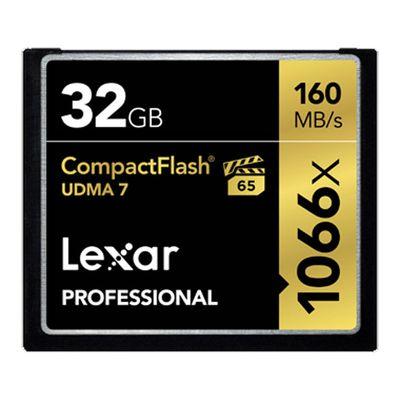 Für weitere Info hier klicken. Artikel: Lexar Professional UDMA 7 CompactFlash 1066x 32 GB