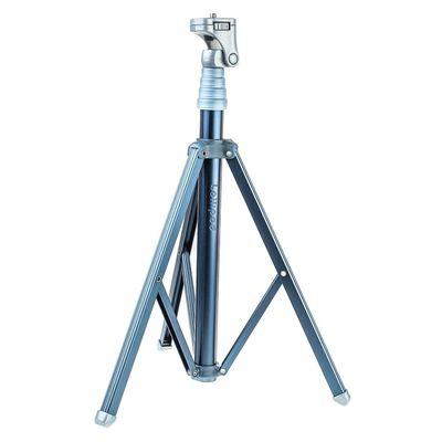 Für weitere Info hier klicken. Artikel: Lollipod Stativ für digitale Kompaktkameras, Aufsteckblitze und Smartphones 133 cm - blau