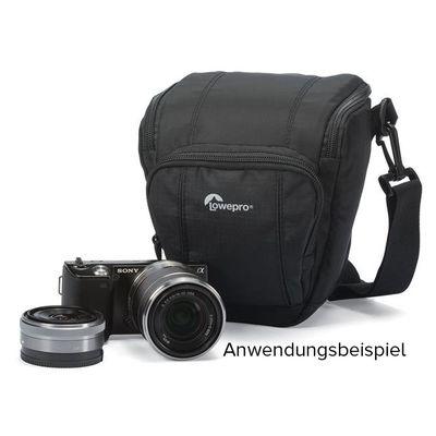 Für weitere Info hier klicken. Artikel: Lowepro Toploader Zoom 45 AW II schwarz