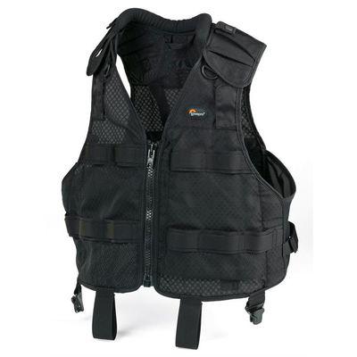 Für weitere Info hier klicken. Artikel: Lowepro Weste S&F Technical Vest schwarz L-XL