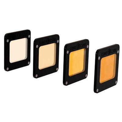 Für weitere Info hier klicken. Artikel: Lume Cube CTO 4 Pack für Lighthouse / Filterset