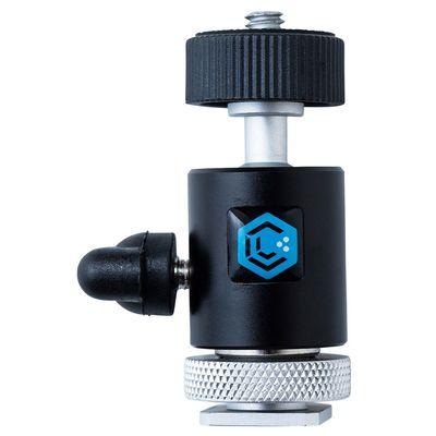 Für weitere Info hier klicken. Artikel: Lume Cube LC-HS11 Hot Shoe Mount Blitzschuhadapter