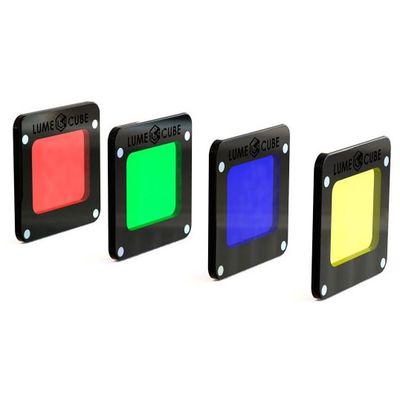 Für weitere Info hier klicken. Artikel: Lume Cube RGBY Color Pack für Lighthouse / Filterset