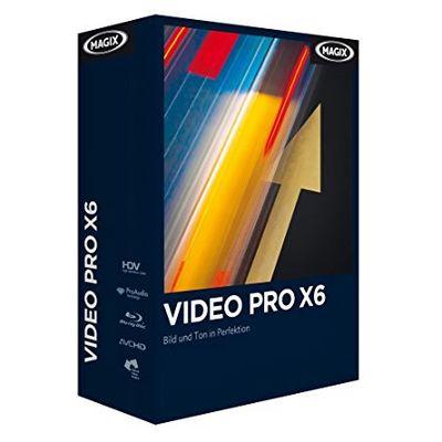 Für weitere Info hier klicken. Artikel: Magix Video Pro X6 Crossgrade