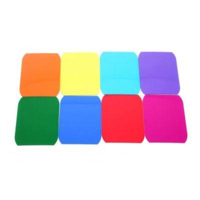 Für weitere Info hier klicken. Artikel: MagMod Creative Gel Set Farbfilter-Set für Aufsteckblitze