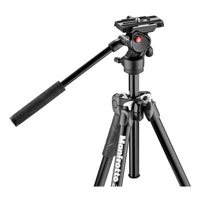 Für weitere Info hier klicken. Artikel: Manfrotto 290 light Kit mit Fluid-Videokopf