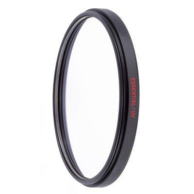Für weitere Info hier klicken. Artikel: Manfrotto Essential UV-Filter E 62