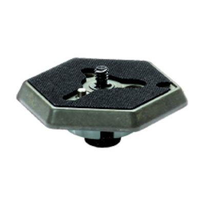 Kameraplatte VHS-Pin 1/4 Zoll