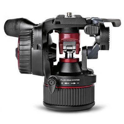 Für weitere Info hier klicken. Artikel: Manfrotto Nitrotech Fluid-Video-Kopf mit Counterbalance System N8