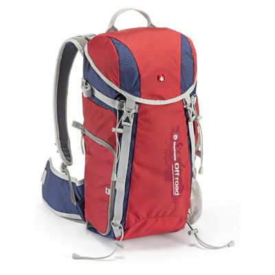 Manfrotto Rucksack Off road 20L rot